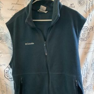 Columbia Fleece Vest size XL
